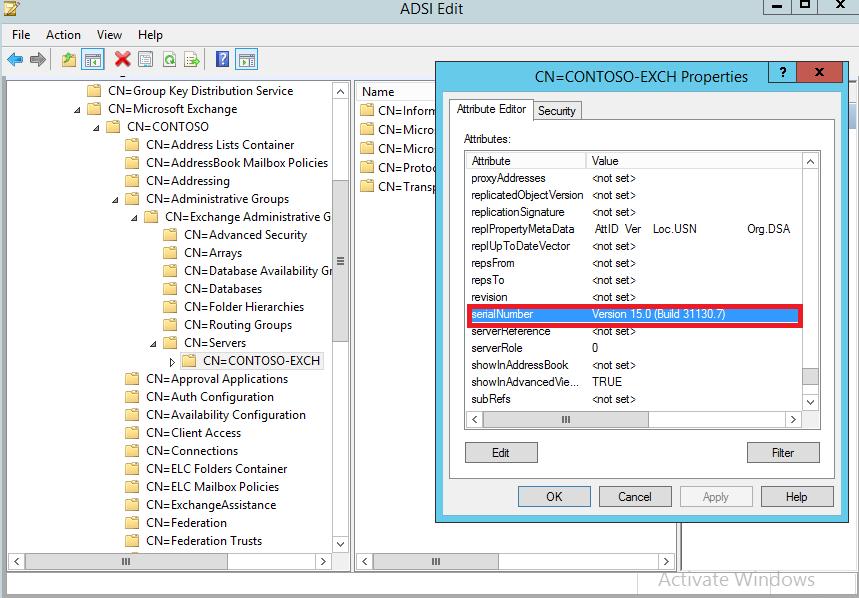windows 7 build version numbers